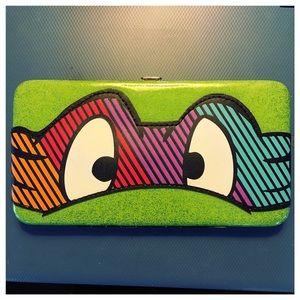 Teenage Mutant Ninja Turtles Wallet Pocketbook